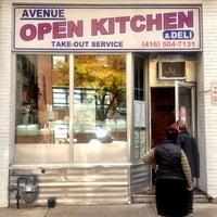 Photo taken at Avenue Open Kitchen by Alex K. on 9/28/2012
