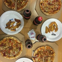 Photo taken at Domino's Pizza by Berivan G. on 9/24/2016