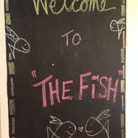 Photo taken at Flying Fish Cafe by Deborah P. on 7/7/2014