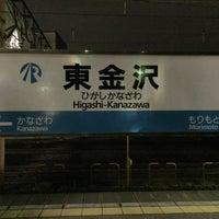 Photo taken at Higashi-Kanazawa Station by io i. on 3/19/2016