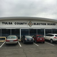 Photo taken at Tulsa County Election Board by J.B.J. on 4/1/2016