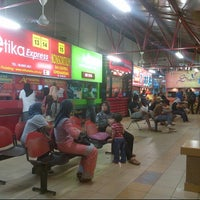 Photo taken at Hentian Duta Bus Terminal by Austin M. on 10/8/2012