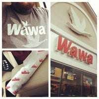 Photo taken at Wawa by Bryan B. on 5/24/2013