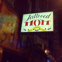 Photo taken at Tattooed Mom by Bryan B. on 9/15/2012