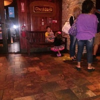 Photo taken at Cheddar's Casual Café by Albert H. on 7/4/2013