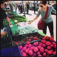 Photo taken at Hollywood Farmer's Market by Concept A. on 3/3/2013