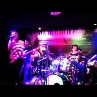 Photo taken at La Encrucijada Rock by Cedrick Jonathan A. on 10/11/2012