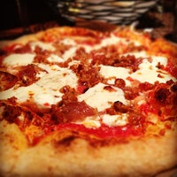 Photo taken at Baker's Crust by Charles K. on 10/11/2012