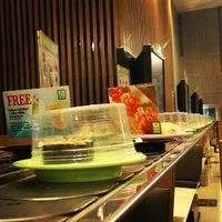 Photo taken at Sakae Sushi by Leon T. on 5/1/2013