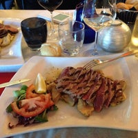 Photo taken at Steak Restaurant by Chiara D. on 11/2/2015