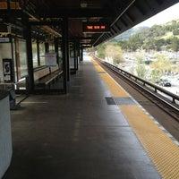 Photo taken at Orinda BART Station by Jack W. on 3/19/2013