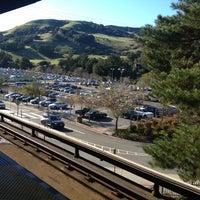 Photo taken at Orinda BART Station by Jack W. on 12/13/2012
