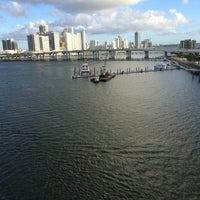 Photo taken at Port Of Miami - Carnival Cruise by Nadezhda K. on 8/13/2016