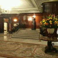 Photo taken at Union League Club Of Chicago by narni on 9/14/2016