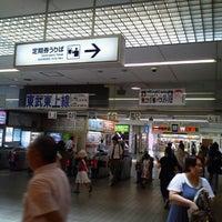 Photo taken at Asakadai Station (TJ13) by yutaka T. on 7/26/2013