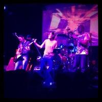 Photo taken at La Encrucijada Rock by Lalo N. on 11/29/2013