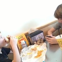 Photo taken at Which Wich? Superior Sandwiches by Brad on 11/19/2012