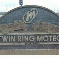 Photo taken at Twin Ring Motegi by luvo a. on 10/14/2012