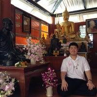 Photo taken at วัดป่าเขาใหญ่ (เจริญธรรม) ญาณสัมปันโน by Dulwatit T. on 4/22/2014