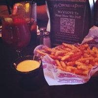 Photo taken at Chickie's & Pete's by Melanie D. on 12/23/2012