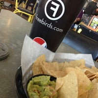 Photo taken at Freebirds World Burrito by Dion H. on 3/26/2013