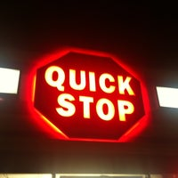 Photo taken at Quick Stop by Miles V. on 9/22/2012