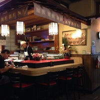 Photo taken at Aki Restaurant by Alain G. on 4/12/2014