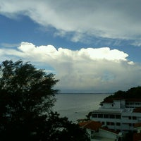 Photo taken at Hotel Sentral Seaview by Natalie Y. on 11/22/2012