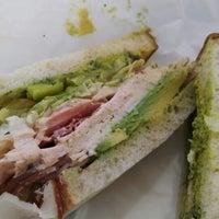 Photo taken at Mr. Pickle's Sandwich Shop by Felicia D. on 6/19/2014