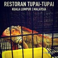 Photo taken at Restoran Tupai-Tupai by Khairil A. on 2/5/2013