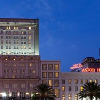 Photo taken at Astor Crowne Plaza – New Orleans French Quarter by Astor Crowne Plaza – New Orleans French Quarter on 9/15/2015