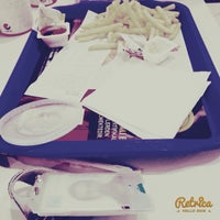 Photo taken at Burger King by Ahmet B. on 1/6/2016