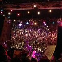 Photo taken at The Beachland Ballroom & Tavern by Anna W. on 12/17/2012