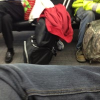 Photo taken at Gate B7 by Cliff B. on 12/19/2012