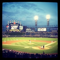 Photo taken at Guaranteed Rate Field by Julia S. on 6/27/2013