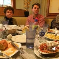 Photo taken at TJ's Restaurant & Pizza by Jennifer D. L. on 11/27/2014