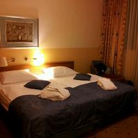 Photo taken at Hotel Habakuk Maribor by Olia on 5/9/2013