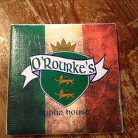 Photo taken at O'Rourke's Public House by Tracy P. on 1/6/2013