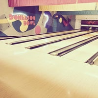 Photo taken at Donelson Bowling Center by J. Prentice P. on 9/10/2015