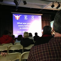 Photo taken at Parkway West Middle School by Carrie N. on 1/23/2013