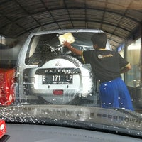 Photo taken at United Oil Car Wash by Jonas L. on 8/22/2014