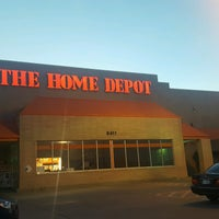 Photo taken at The Home Depot by SilverLove on 8/25/2016