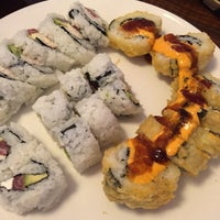 Photo taken at Sushi Shack by Tom B. on 12/19/2015