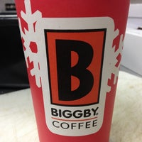 Photo taken at Biggby Coffee by Gera H. on 1/25/2013