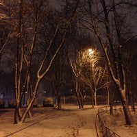 Photo taken at Артековская улица by Shafa N. on 12/25/2015