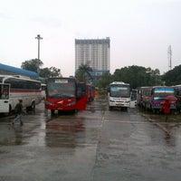 Photo taken at Terminal Lebak Bulus by Imam K. on 7/22/2013