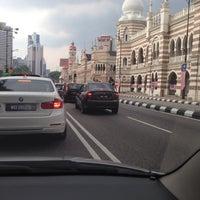 Photo taken at Pejabat Tanah & Galian, Wilayah Persekutuan by adey m. on 9/14/2016