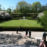 Photo taken at Central Park - Conservatory Garden by Scott C. on 5/4/2013