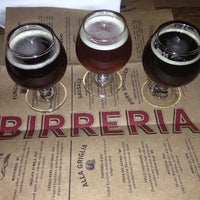 Photo taken at Birreria at Eataly by Frani L. on 4/9/2013