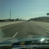 Photo taken at Interstate 24 by Tazzette B. on 11/2/2012